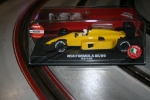 NSR Formneuheit Formula 86/89 Test car Yellow Artnr. 0119