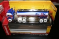 Auto World GMC Astro 95 Truck mit Union Trailer Artnr. SC286/48 Union Chrom.