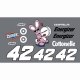 Slot Car Decal 1:24 Energizer